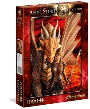 Puzzle Anne Stokes - Inner Strenght
