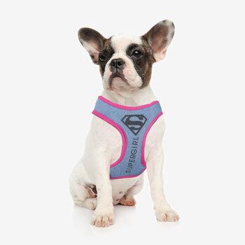 Arnês para cão Supergirl