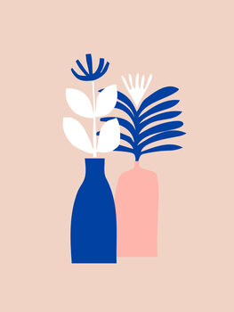 Illustration Abstract floral
