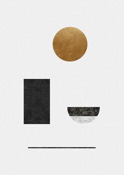 Illustration Abstract Geometric I