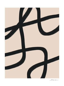 Illustration Abstract lines