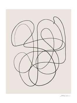 Kuva Abstract scrible