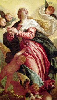 Fine Art Print Assumption of the Virgin