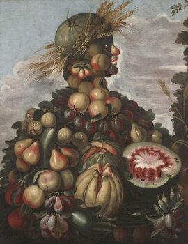 Fine Art Print Autumn, c.1580-1600