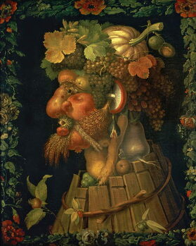 Fine Art Print Autumn (Four Seasons)