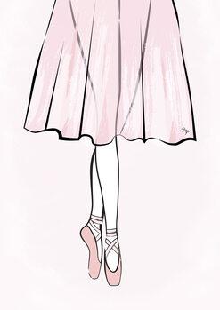 Illustration Ballerina