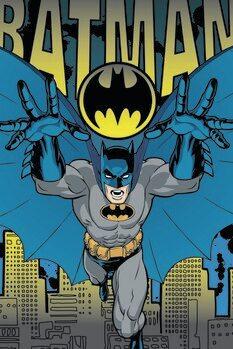 Taidejuliste Batman - Action Hero