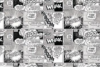 Impressão de arte Batman - Kaboom!