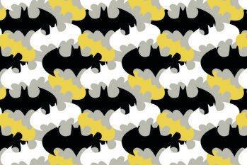 Impressão de arte Batman - Logo