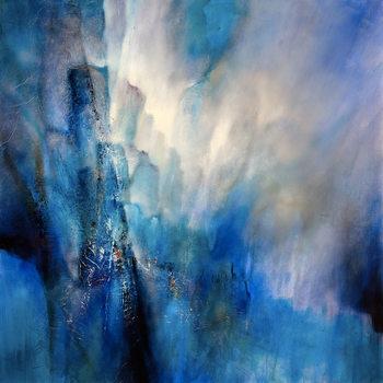 Illustration Blue light