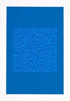 Taidejuliste Blue World