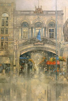 Fine Art Print Burlington Arcade