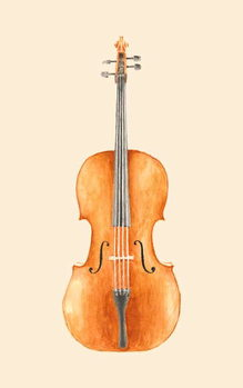 Fine Art Print Cello