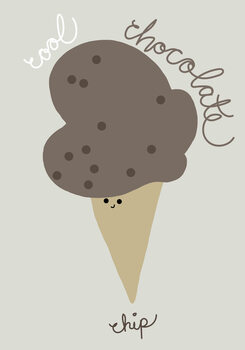 Illustration Chocolate Chip