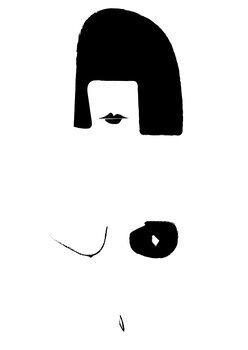 Ilustração Cleo