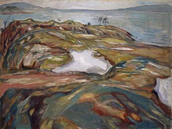 Fine Art Print Coastal Landscape