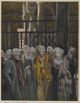 Reprodução do quadro Conspiracy of the Jews