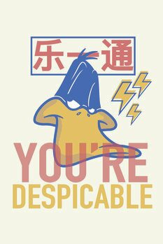 Art Poster Daffy - Despicable