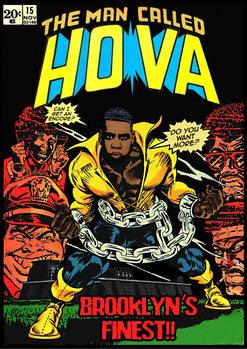 Illustration Dangerous Hova