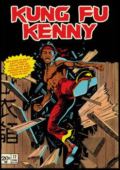 Illustration Dangerous Kenny