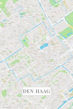 Map Den Haag color
