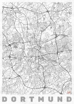 Map Dortmund