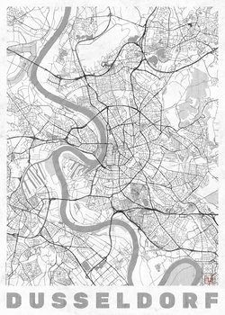 Map Dusseldorf