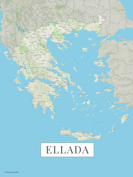 Map Ellada color