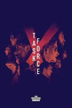 Poster Esquadrão Suicida 2 - Task force X