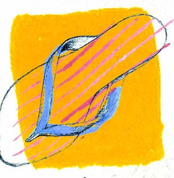 Taidejuliste Flip Flop