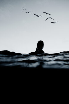 Illustration Floating