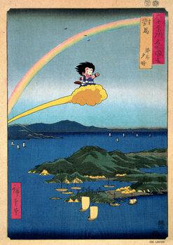 Illustration FLOATING NIMBUS
