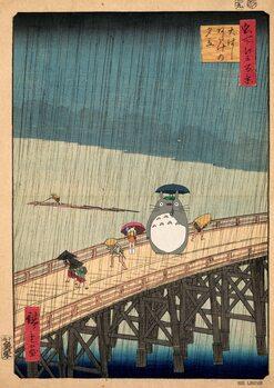 Illustration FLOATING RAIN