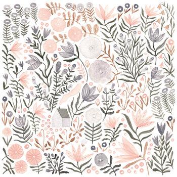 Illustration Flower Field 05