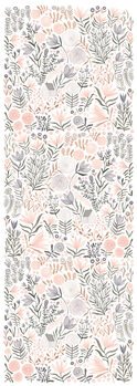 Illustration Flower Fields