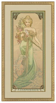 Fine Art Print Four Seasons: Spring