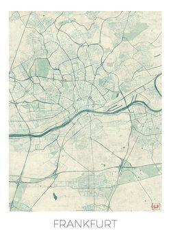 Map Frankfurt