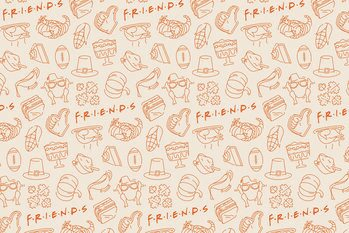 Art Poster Friends - Food