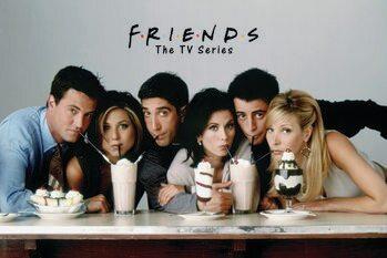 Art Poster Friends - Season 2