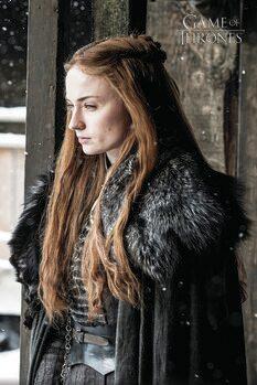Art Poster Game of Thrones  - Sansa Stark