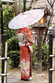 Taide valokuvaus Geisha