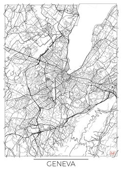 Kartta Geneva