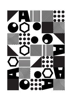 Illustration Geometric II