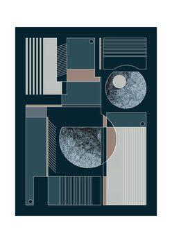 Illustration Geometric III