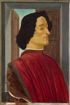 Fine Art Print Giuliano de' Medici, c.1478-80