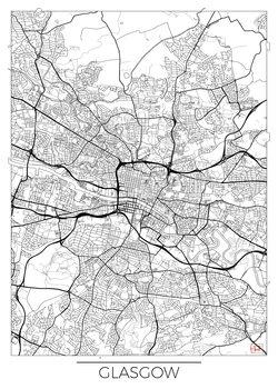 Map Glasgow