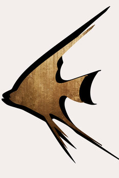 Illustration Gold Fish