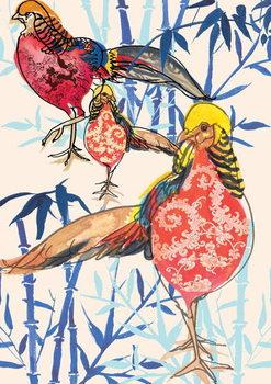 Fine Art Print Golden Pheasant, 2013