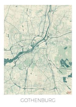 Map Gothenburg