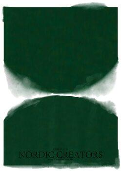 Illustration Green Abstract